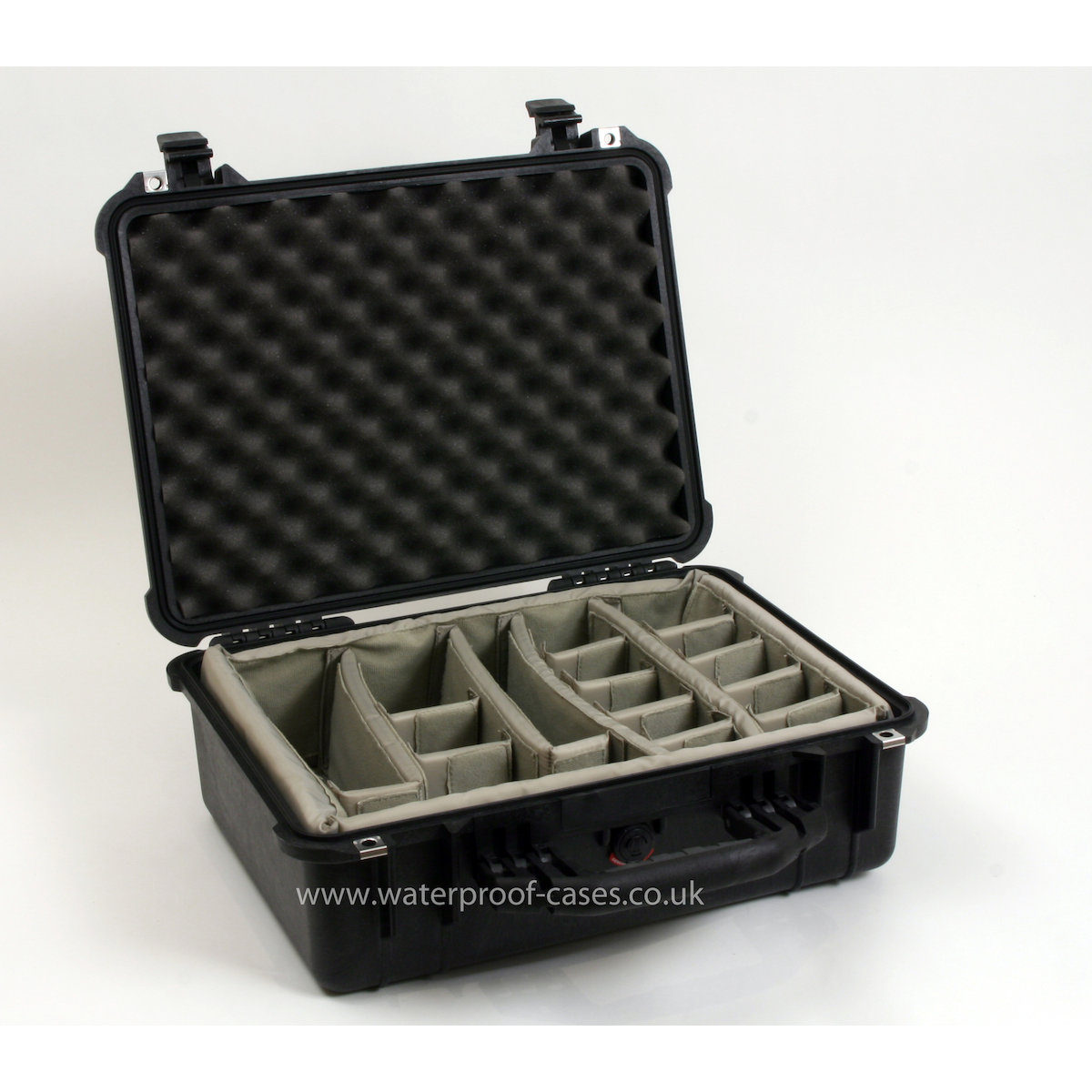 Peli Padded dividers for Peli 1520 Call 01902 764000 For Best Prices