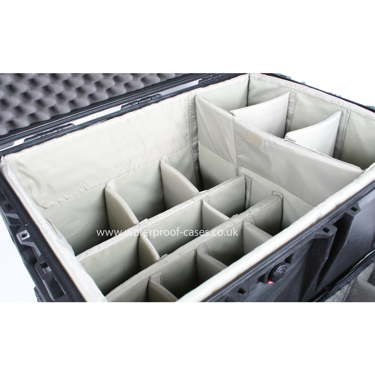 Peli Padded dividers for Peli 1660 Call 01902 764000 For Best Prices