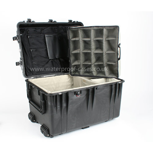 Medium image of Peli Padded dividers for Peli 1660 Call 01902 764000 For Best Prices