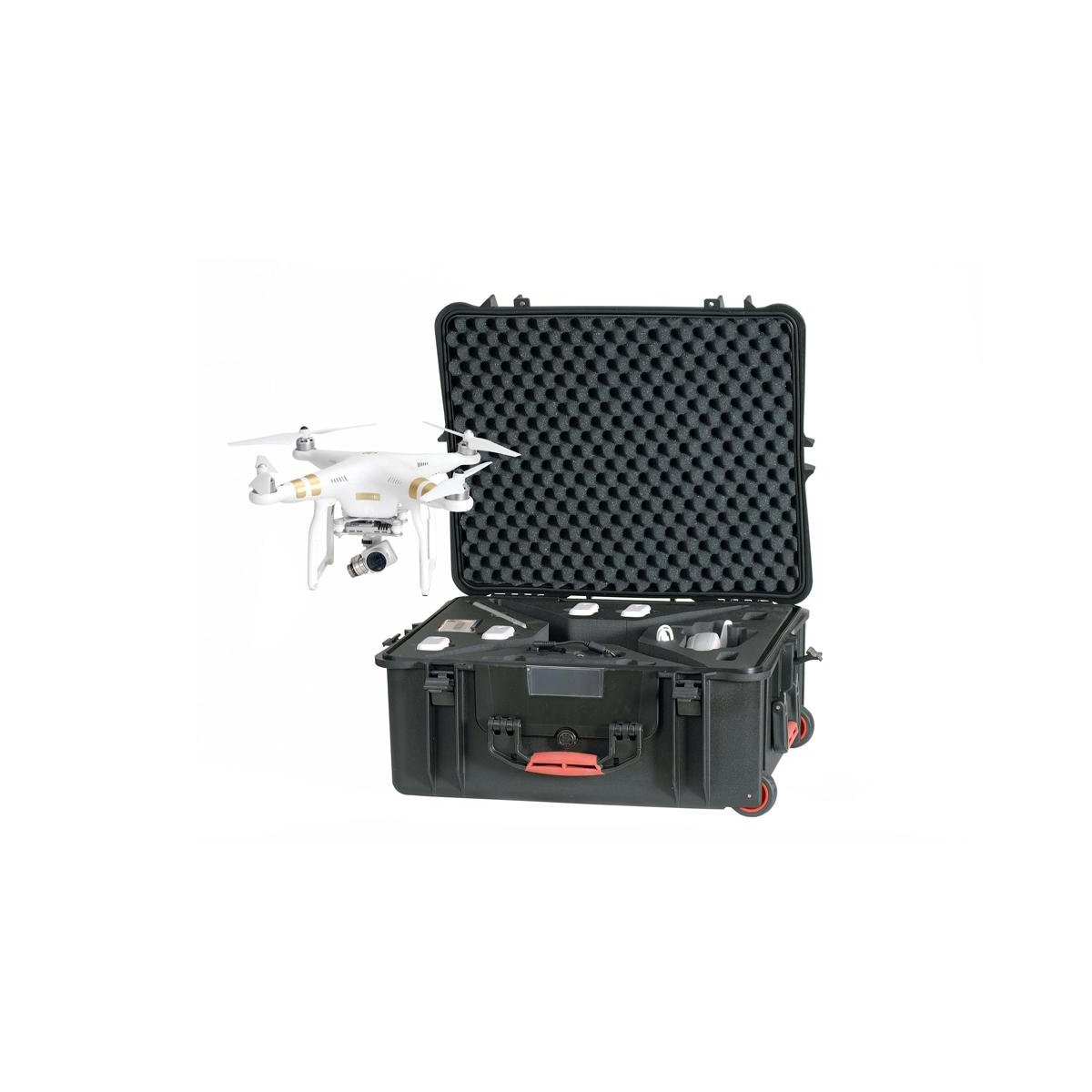 Drone Case HPRC2700W 01 For DJI Phantom 3 Pro And Advanced