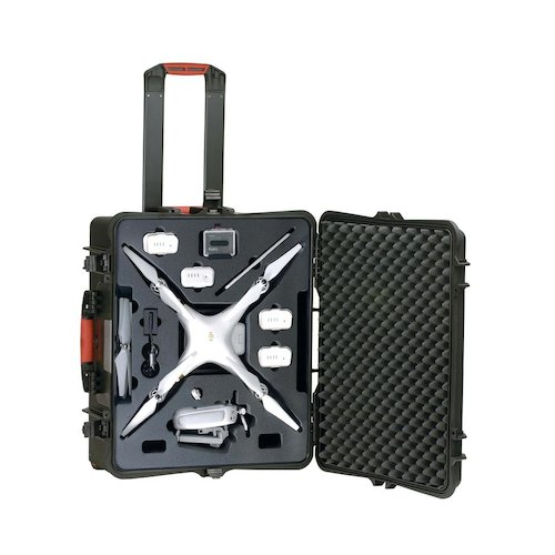 Medium image of Drone Case HPRC2700W 01 For DJI Phantom 3 Pro And Advanced