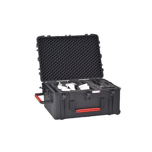 Medium image of Drone Case HPRC2780W For DJI Inspire Pro Landing Mode Case